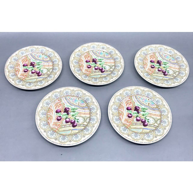 1960s Vintage Patrick Frey for Philippe Deshoulieres, Limoges France Dinnerware - 10 Pieces For Sale In Los Angeles - Image 6 of 13