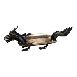 Myth Eating Vessel Dragon Figure