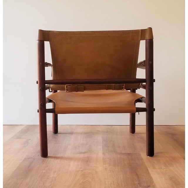Vintage Sirocco Chair by Arne Norell For Sale In Seattle - Image 6 of 13