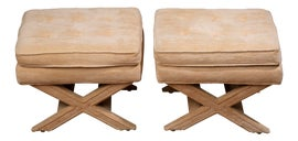 Image of Camel Ottomans and Footstools