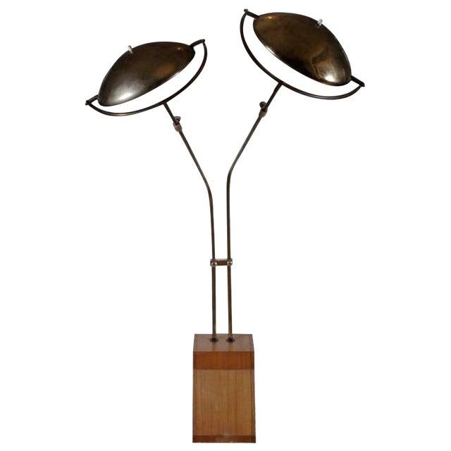 Mid-Century Floor Lamp - Image 1 of 7