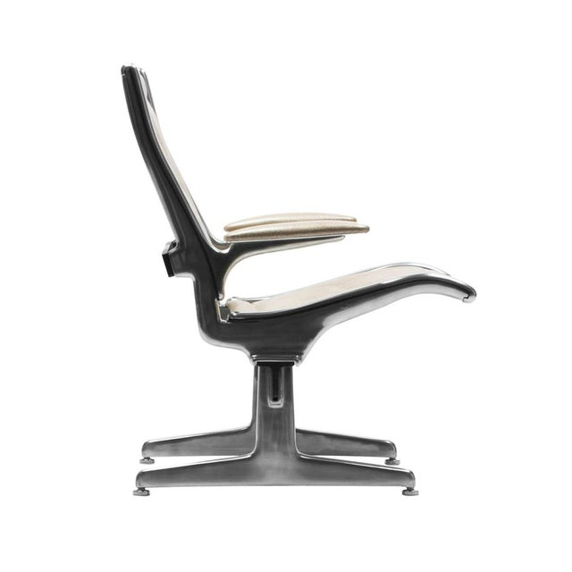 Eames for Herman Miller Tandem Sling Airport Chair - Image 3 of 5