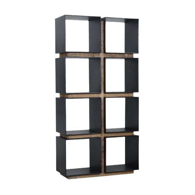 Steel Cubes Bookcase - Image 1 of 3