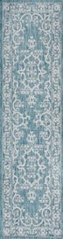 Image of Teal Outdoor Rugs
