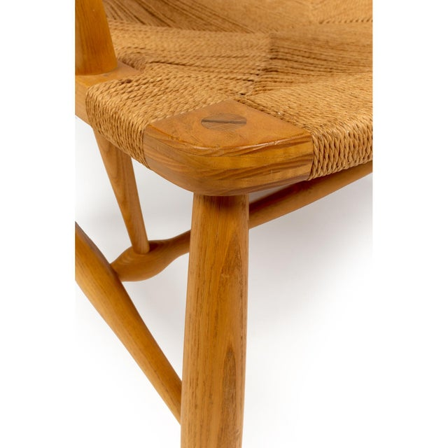 Hans Wegner for Johannes Hansen 'Peacock Chair', ca. 1947 For Sale - Image 9 of 10