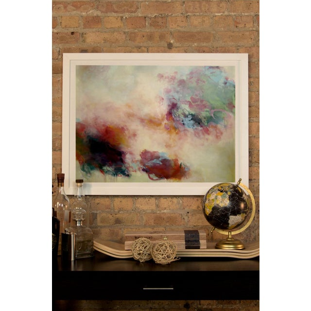 """Toward a Lightness of Being"", Framed Print - Image 3 of 3"
