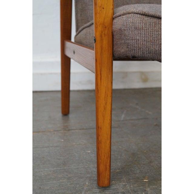Mid-Century Teak Arm Chair - Image 10 of 10