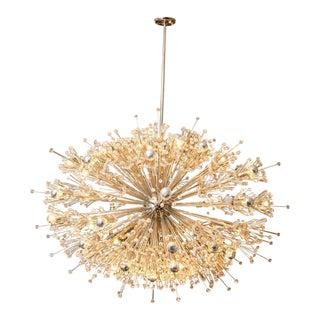 Monumental Crystal Esprit Sputnik Chandelier