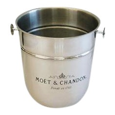 Vintage French Moët & Chandon Champagne Wine Chiller