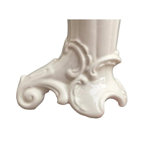 Ceramic Dutch Boot Vase - Image 3 of 7