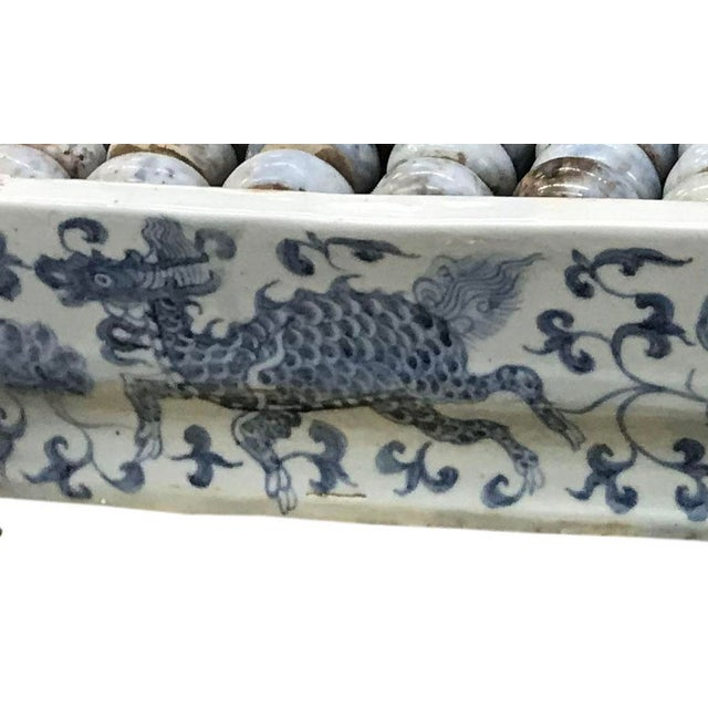 19th Century Antique Chinese Abacus For Sale - Image 4 of 6