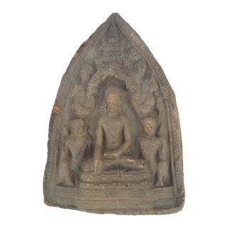 Burmese Buddha Amulet For Sale