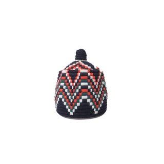 Sailor' Moroccan Woven Bread Basket