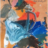 Image of 'Buccaneer' Abstract Oil Painting by Sean Kratzert For Sale