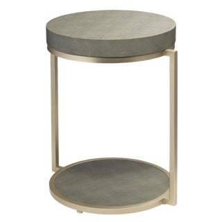 Chester Round Side Table For Sale