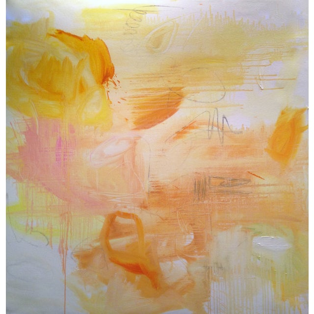 Abstract Minimalist Painting by Trixie Pitts - Image 1 of 2