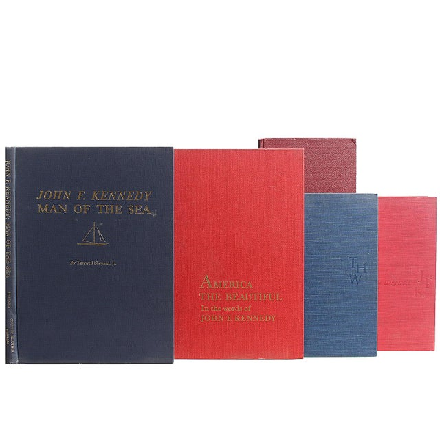 Kennedy Library: Sapphire & Scarlet Books - Set of 15 - Image 2 of 2