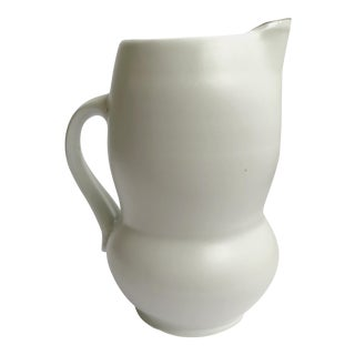 Danish Modern Pottery Pitcher