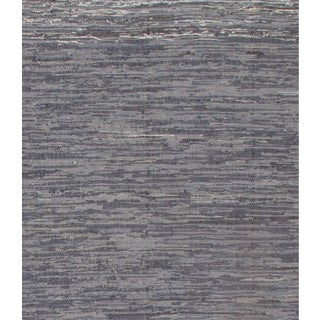 Pasargad N Y Indo Denim Reversible Hand Woven Rug - 4' x 6' Preview
