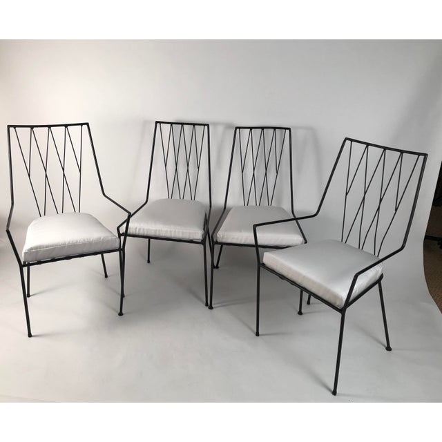 Arbuck Paul McCobb Pavilion Collection Table and 4 Chairs For Sale - Image 4 of 12