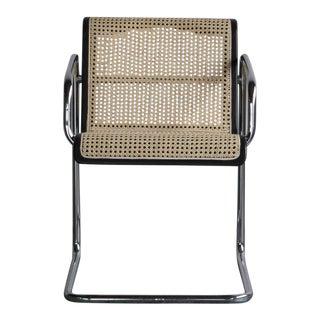 Marcel Breuer Style Armchair For Sale