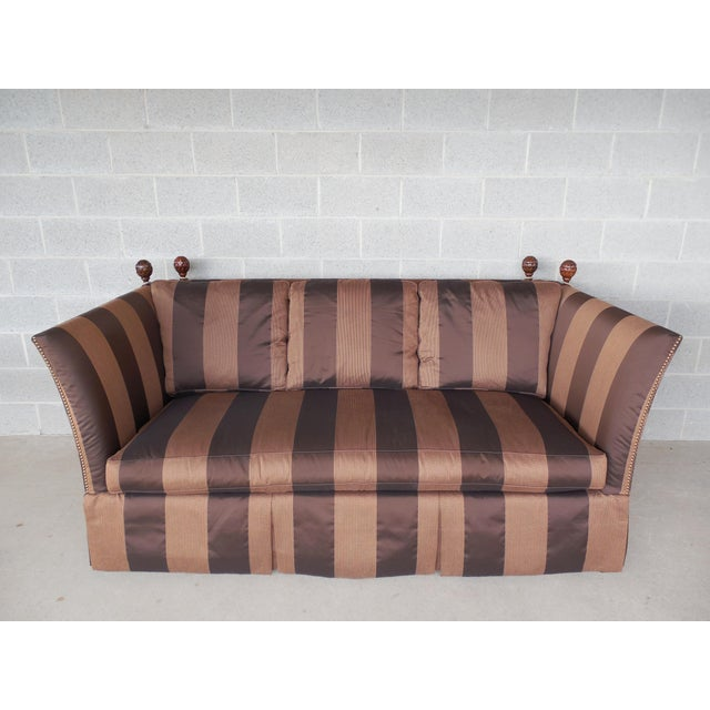 """SHERRILL Knole Sofa 84""""W For Sale - Image 10 of 10"""