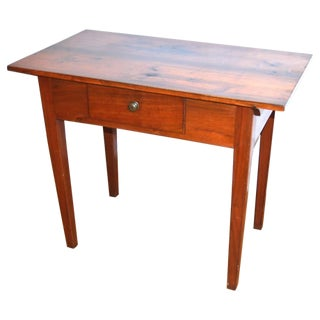 American Antique Hepplewhite Tavern Table For Sale