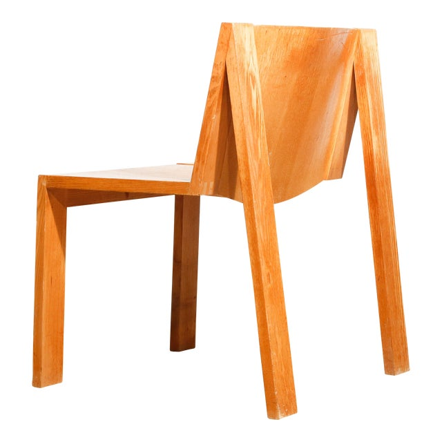 Karel Boonzaayer for Pastoe SE15 Chair For Sale