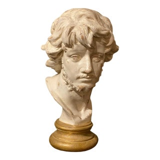 Alexander the Great Bust For Sale