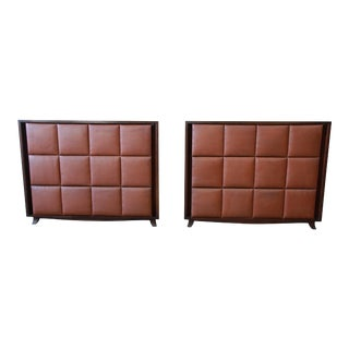 Gilbert Rohde for Herman Miller Three-Drawer Chests - A Pair For Sale