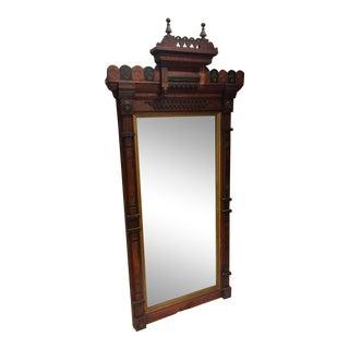 Antique East Lake Mirror