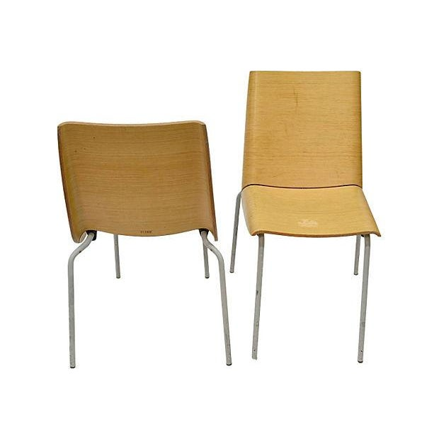 Mid-Century Modern Chairs - Set of 6 - Image 5 of 9