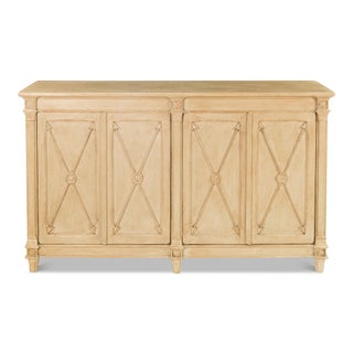 Marksman Cabinet, Bleached Pine Preview