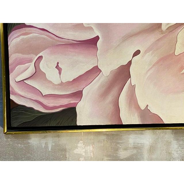 1970s John Zak ( Peony ) For Sale - Image 5 of 9