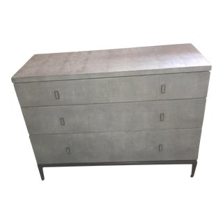 Contemporary Mitchell Gold Solange Chest For Sale