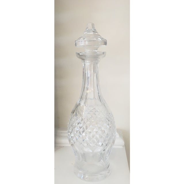 Vintage Waterford Hand Cut Crystal Decanter - Image 3 of 7
