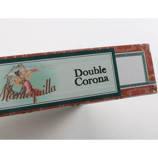 Vintage Mantequilla Cigar Boxes - 9 Pieces For Sale - Image 4 of 7