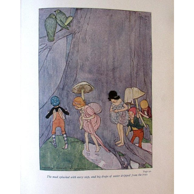 Maginel Wright Enright Flower Fairies Book - Image 4 of 5