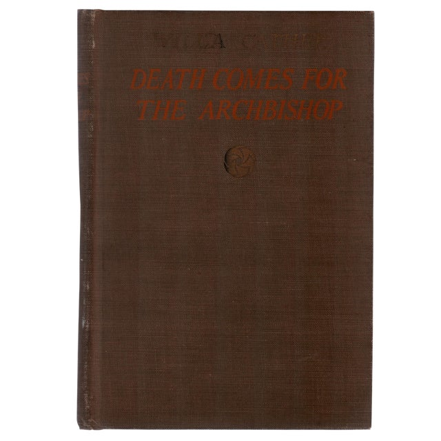 """1927 """"Death Comes for the Archbishop"""" Collectible Book For Sale"""