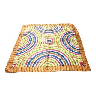 1970s Vintage Kimball Silk Scarf For Sale