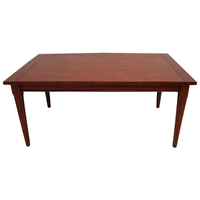 Broyhill Table with 2 Extension Leaves - Image 1 of 4