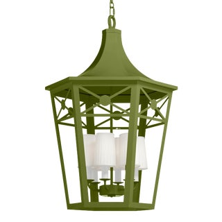 Bennington Lantern, Timson Green For Sale