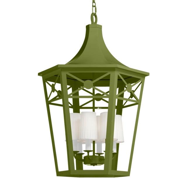Bennington Lantern, Timson Green For Sale