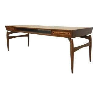 Danish Modern Teak Coffee Table by Johannes Andersen For Sale