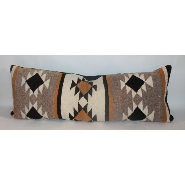 Chinle Navajo Indian Weaving Pillows - Collection of 4 For Sale - Image 4 of 8