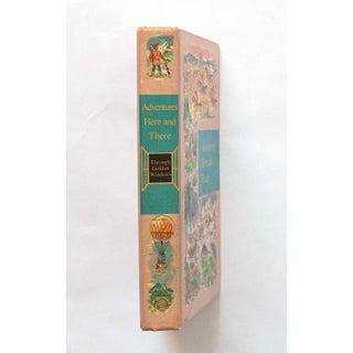 1958 Vintage Children's Fiction Book Preview