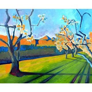 Modernist Fall Scene by Michael Eggleston