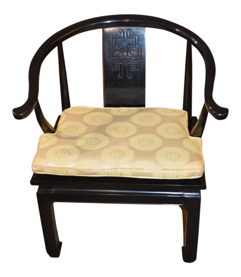 Beau Vintage Century Chair Company Asian Style Chair