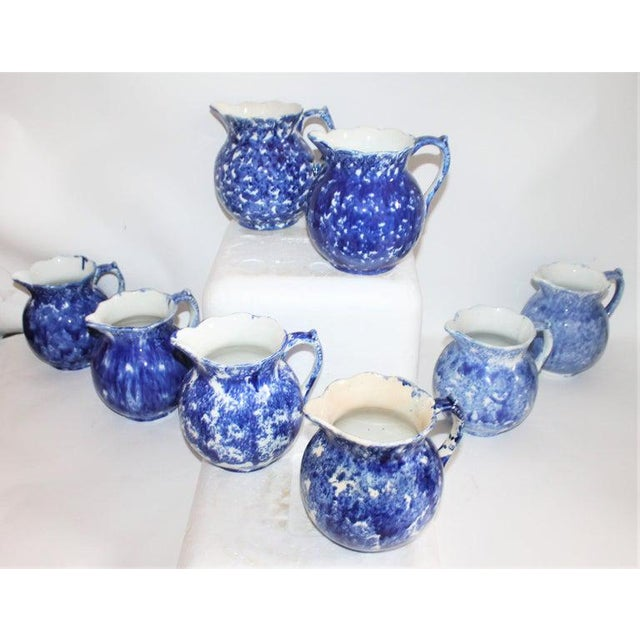 This fine collection comes to us from a Pennsylvania collector. All milk pitchers are in pristine condition. All Pitchers...