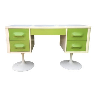 Broyhill Premiere Loewy Style Space Age Desk